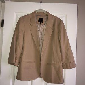 The Limited Khaki/Tan Blazer